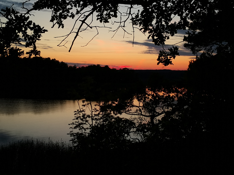Mal wieder ein Sonnenuntergang